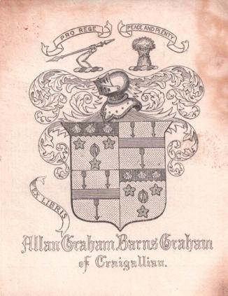 Allan Graham Barns Graham